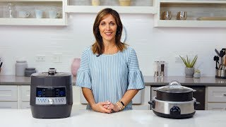 Pressure Cooker vs. Slow Cooker | In the Kitchen With Pampered Chef
