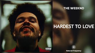 The Weeknd - Hardest To Love (432Hz)