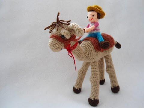 Amigurumi camel | Etsy | 360x480