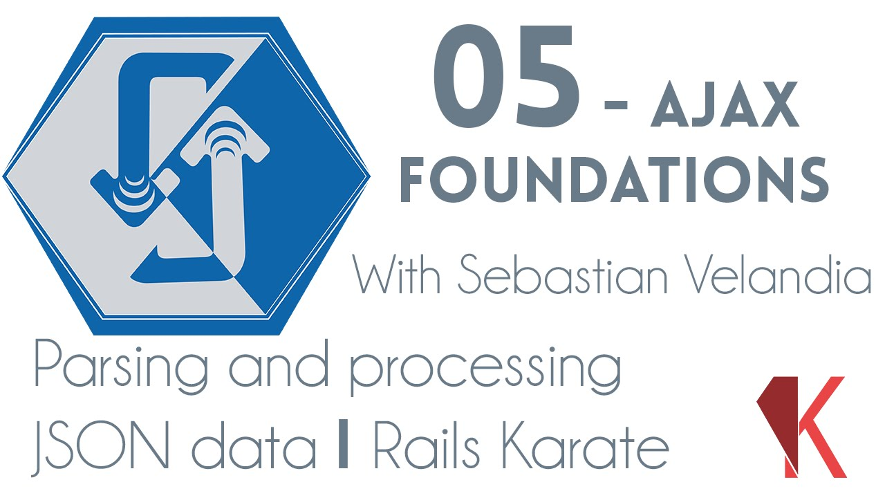 ajax foundations parsing and processing json data 05 rails karate