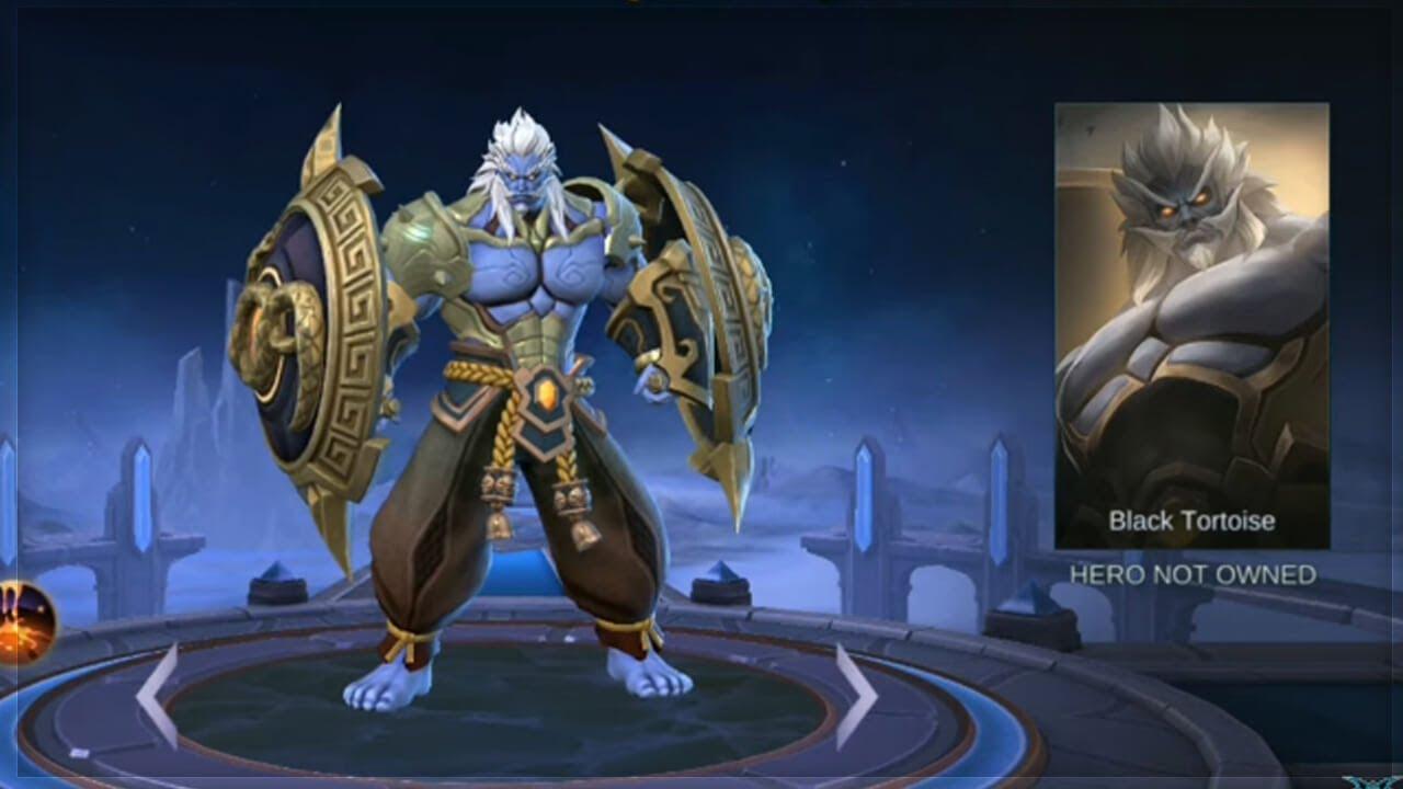 New Hero Bixi From Mobile Legends 2 0 Full Gameplay