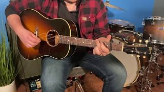 Gibson 2020 | 50's J-45 Original