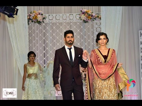 Vivah 2014 Fashion Show - Presented by Sara Design Studio -