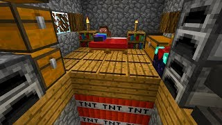 More Ways to Kill Your Friend in Minecraft Pocket Edition (Death Run Map)