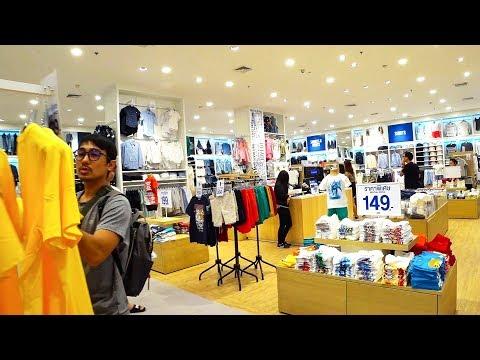 Тайланд 2019 Паттайя. Где НЕДОРОГО купить одежду в Паттайе? Цены на шопинге, магазин Аутлет Молл