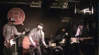 2013.1.12(sat)Nishikawaguchi Live&Bar 「R」 (Vo)Satoru Ichino (G...