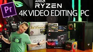 In this video, we are building a budget friendly ($850) 4k video editing computer tower. is step by pc build guide. going to go through al...