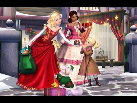 Barbie Cartoons Movies Full Length - Disney Movies For Kids - Barbie Movies For Christmas - YouTube