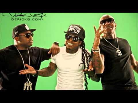 Birdman Feat. Lil Wayne, Mack Maine   T-Pain - I Get Money.flv young.g bout kouto