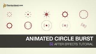 بعد الآثار التعليمي: الرسوم المتحركة دائرة انفجر