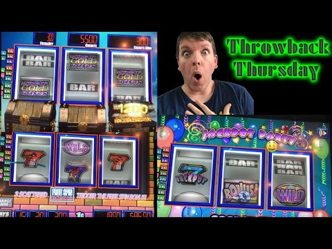 HOW COOL IS THIS ?!?! THROWBACK THURSDAY - Transmissive Multigame Slot Machine