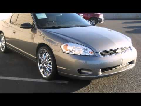 2006 Chevrolet Monte Carlo Lt W 3 5l In Phoenix Az 85014 Youtube