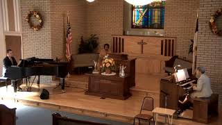 """Sermon title: """"The Gift of Angels"""" Pastor Mike Burks"""