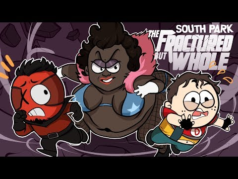 SPONTANEOUS BOOTAY!   South Park: The Fractured But Whole (Episode 6)