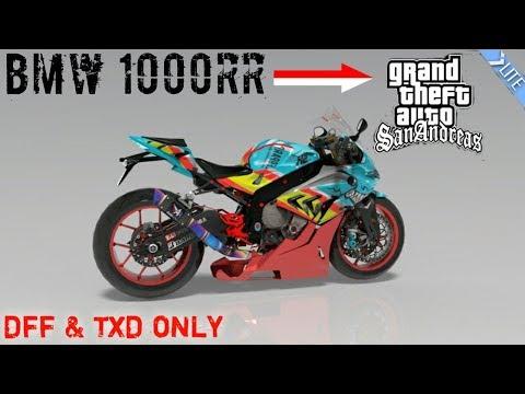 MOD MOTOR BMW 1000RR || GTA SA ANDROID