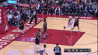 3rd Quarter, One Box Video: Houston Rockets vs. Miami Heat