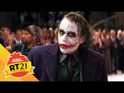 21 Most Memorable Movie Moments: The Joker from The Dark Knight (2008)