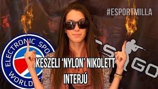Esportmilla interjú: Keszeli