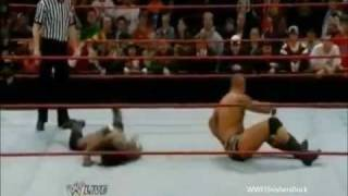 Finishers in 60 Seconds RKO (Randy Orton)