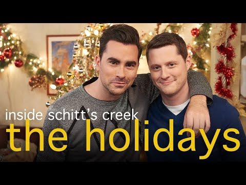 Schitts Creek Christmas Special.S04 E13 Christmas Schitt S Creek Primetimer