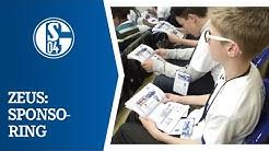 Zeus auf Schalke: So funktioniert Sponsoring