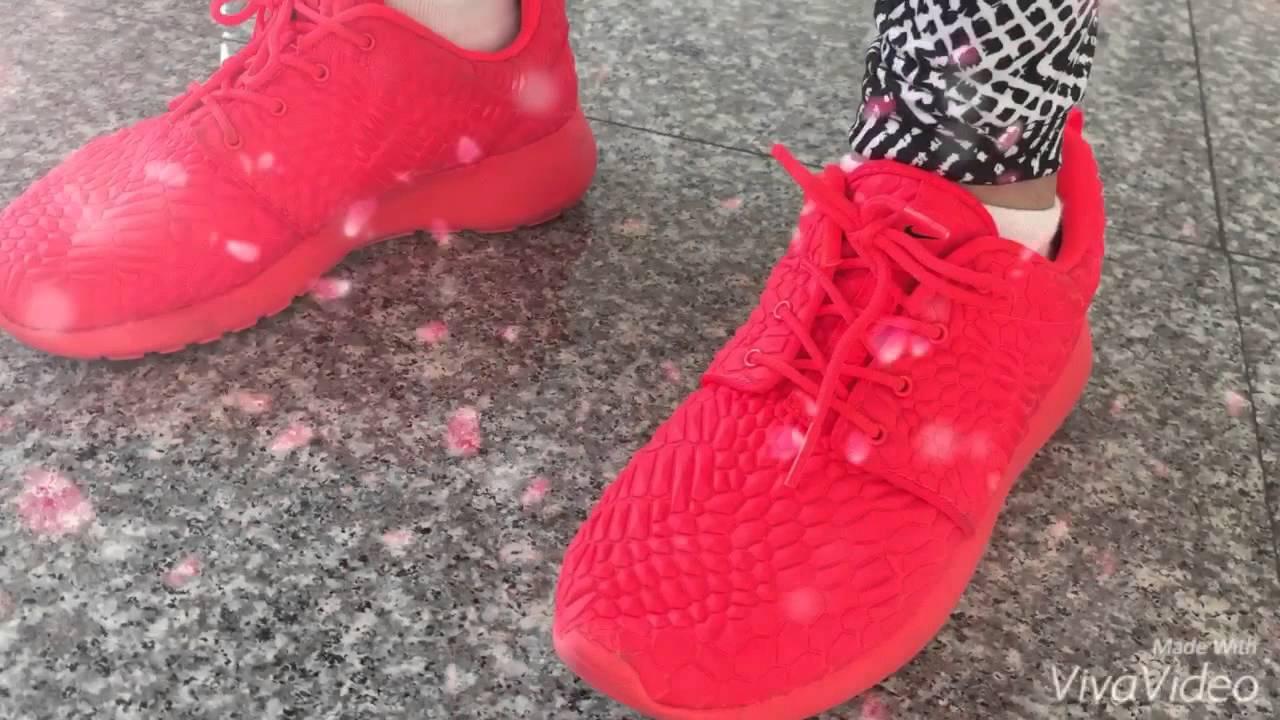 Nike roshe one dmb red womens - Nike Roshe One Diamondback