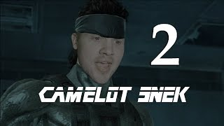 Metal Gear Solid 2 Sons Of Liberty (PS2) MGS | Famelot Unite! | Part 2