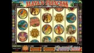видео Mayan Princess - игровой автомат на реальные деньги в Вулкан