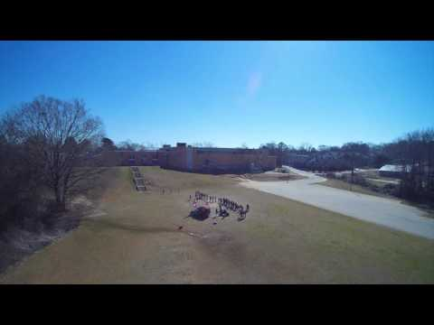 Lithonia Middle School Solar Astronomy Feb 19th 2016