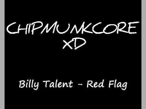 Billy Talent - Red Flag (Chipmunk)