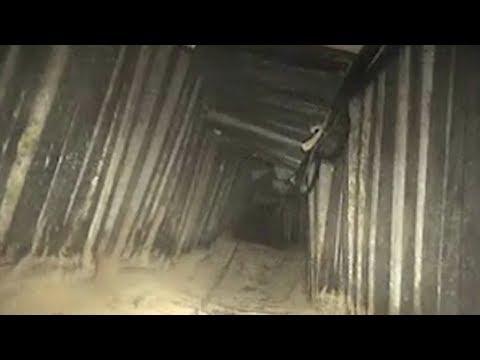 Israeli jets destroy Gaza attack tunnel to Egypt