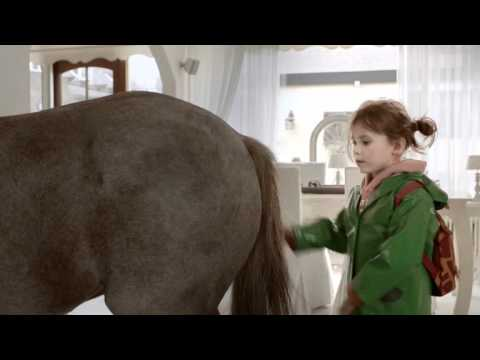 ECI TV commercial Paard
