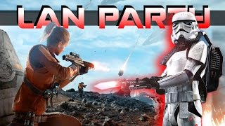 CRATER DROP ZONED - STAR WARS Battlefront