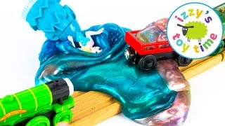Thomas and Friends | Thomas Train and the Purple Slime | Brio and Imaginarium | Toy Trains for Kids