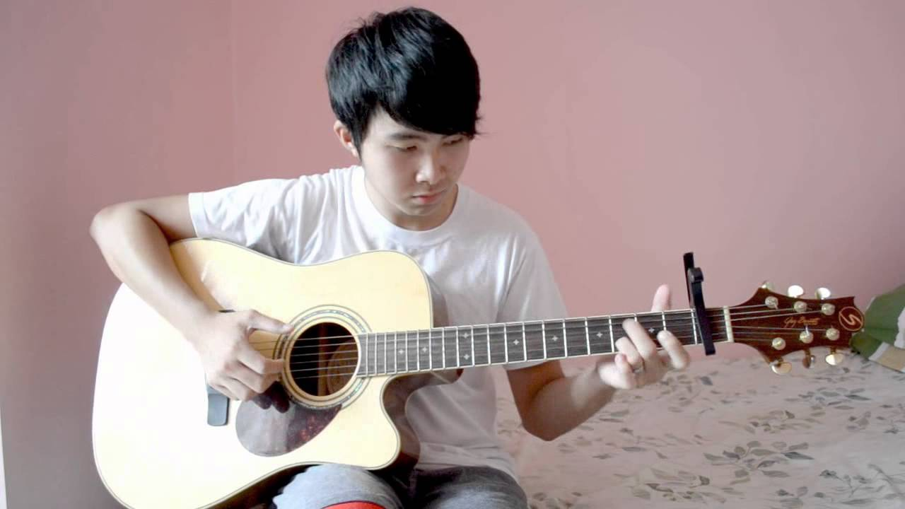(WITH TABS!!) Jireh Lim - Magkabilang Mundo (Fingerstyle cover by Jorell) - YouTube