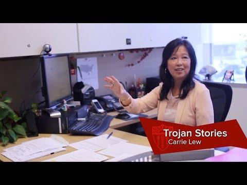 Carrie Lew  - USC Employee Milestones (2014)