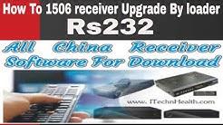 1506G & 1507 software update method & sun loader for receiver update