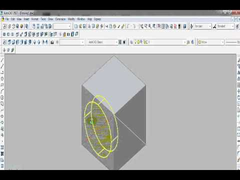 autocad 2007 tutorial youtube rh youtube com AutoCAD 2014 User Manual AutoCAD Training