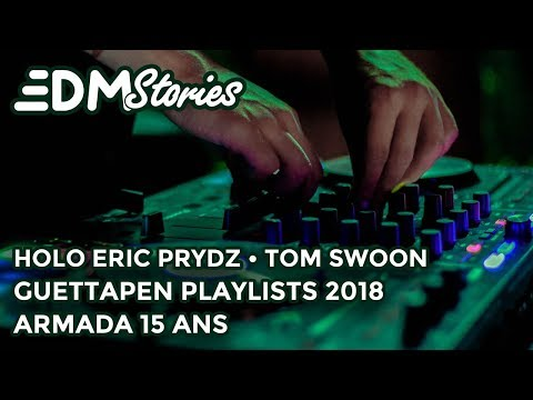 EDM Stories S02E33 - HOLO - SWOON - ARMADA - GUETTAPEN