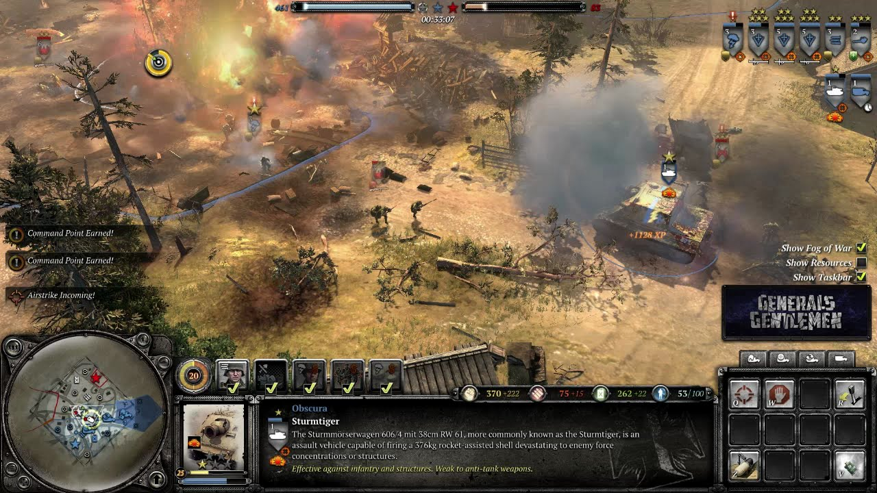 Why Company Of Heroes 2 Is Awesome Youtube