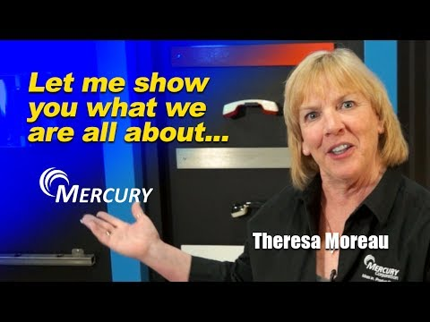 Mercury Corporation- America's Largest Metal Fab Family - Theresa Moreau