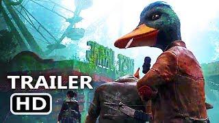 PS4 - Mutant Year Zero: Road To Eden Gameplay Trailer 4K (2018)