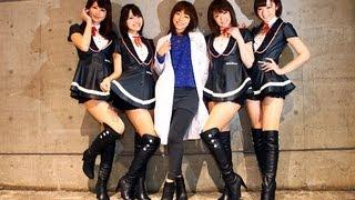 今年のオートサロン2013イメージガール「A-class」は、前田真麻ちゃん、...