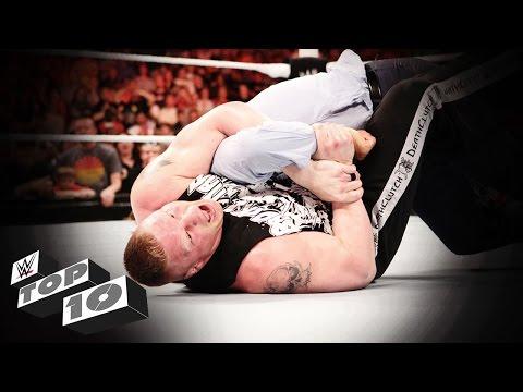 Bone-crushing incidents: WWE Top 10