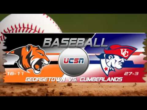 University of the Cumberlands - Baseball vs. Georgetown College 2018