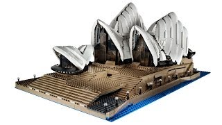 Video Lego Sydney Opera House Time Lapse Build download MP3, 3GP, MP4, WEBM, AVI, FLV Maret 2018