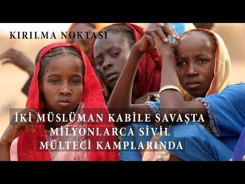 Kırılma Noktası-İnsanlık Dramı-Darfur/Sudan