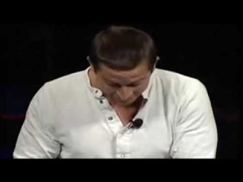 Bear Grylls about his life, job and hope