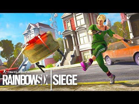 RAINBOW SIX SIEGE FAILS: #22 (Rainbow Six Siege Random Moments Compilation)