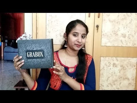 May Jewel Grabox || Subscription Box || Unboxing & Tryon || 12 Products @ 439